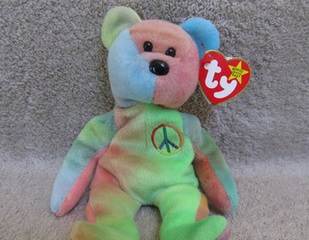 remember beanie babies hope you kept yours because they could make you rich radionow 100 9. Black Bedroom Furniture Sets. Home Design Ideas