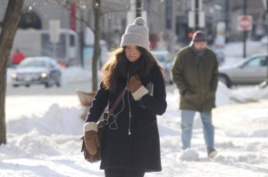 Amid Frigid Temperatures, Boston Begins To Dig Out After Major Snow Storm