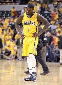 Atlanta Hawks v Indiana Pacers - Game One