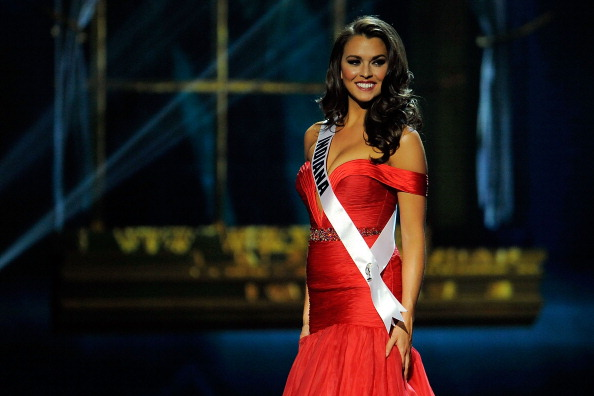 2014 Miss USA Preliminary Competition