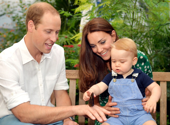 Prince George Of Cambridge First Birthday