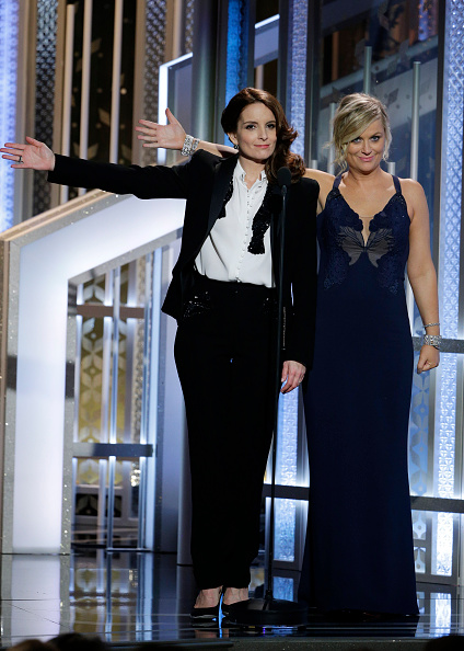 72nd Annual Golden Globe Awards - Show