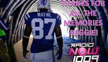 Thank You Reggie NOW