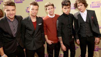 2012 MTV Video Music Awards - Red Carpet