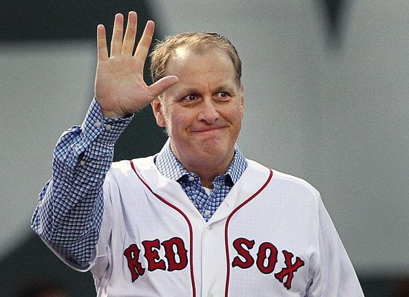 Boston Red Sox Vs. Atlanta Braves At Fenway Park