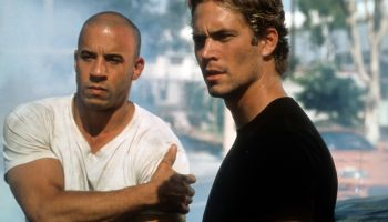 paul walker and vin diesel filming fast and the furious