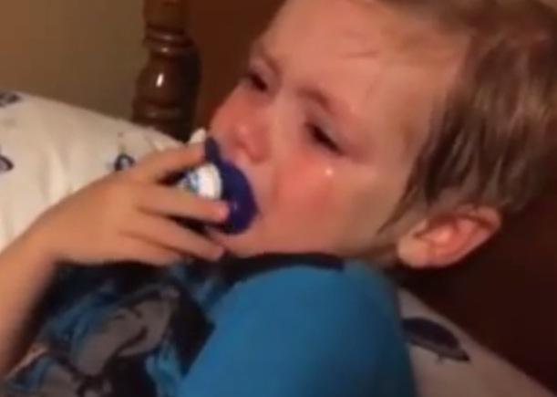 Kid Crying