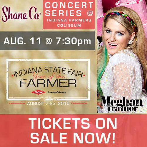 Meghan Trainor State Fair