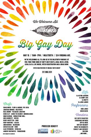 Milktooth's Big Gay Day
