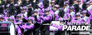 500 Festival Parade Flyer