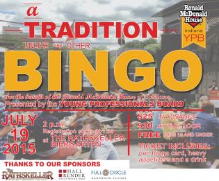 RMH Flyer for Bingo 2015