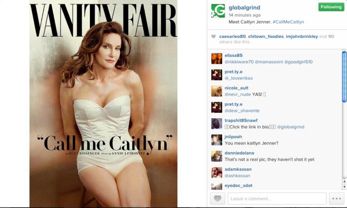 Bruce Is Caitlyn GG