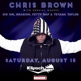 Chris Brown 2015
