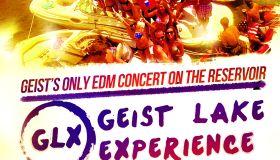 GLX Concert Flyer