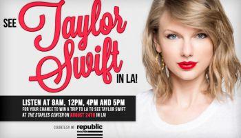 Taylor Swift LA DL