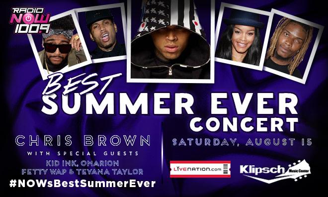 Best Summer Chris Brown DL