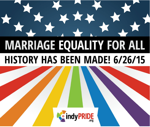 Indy Pride Marriage Equality