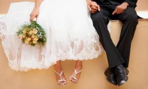 African Couple Wedding