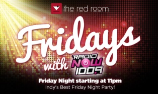 Red Room Fridays