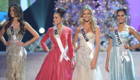 US-MISS UNIVERSE-2012