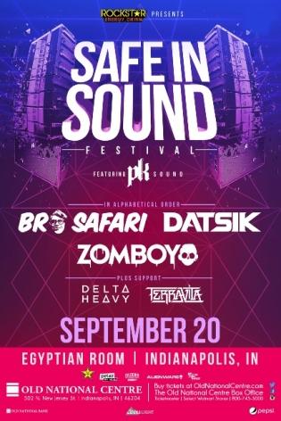 Safe is Sound Tour