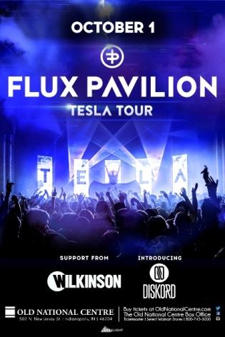 Flux Pavilion WNOW