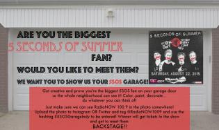 5SOS Garage Door DL