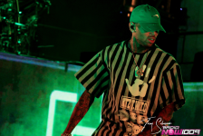 Chris Brown INDIANAPOLIS TOUR 2015 WNOW
