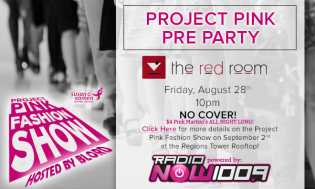 Project Pink Party
