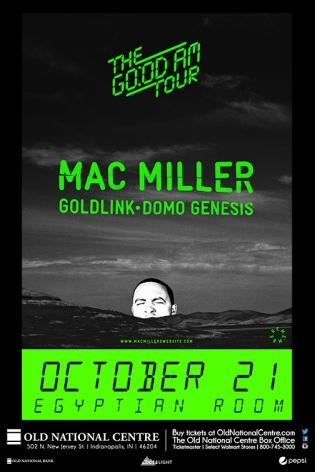 Mac Miller WNOW