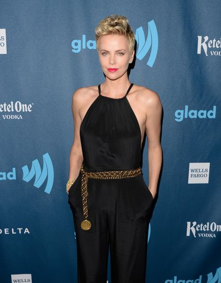Backstage - 24th Annual GLAAD Media Awards