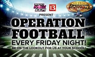 Operation Football WNOW