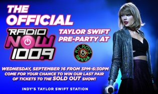 Taylor Swift Pre-Party WNOW