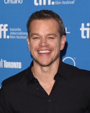 2015 Toronto International Film Festival - 'The Martian' Press Conference