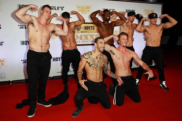 Magic Mike XXL' Australian Premiere - Arrivals