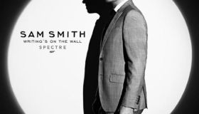 "Sam Smith's ""Writing's on the Wall"" cover art"
