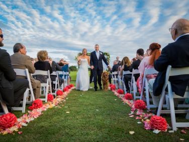 Veteran Wedding