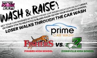 Prime Car Wash - Wash & Raise DL