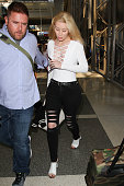 Iggy Dress Up In Airport
