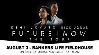 Demi Lovato Nick Jonas DL