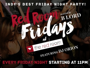 NEW Red Room WNOW