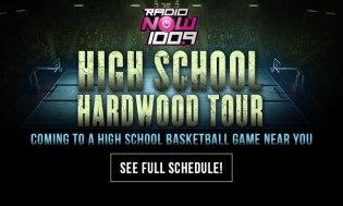 High School Hardwood Tour