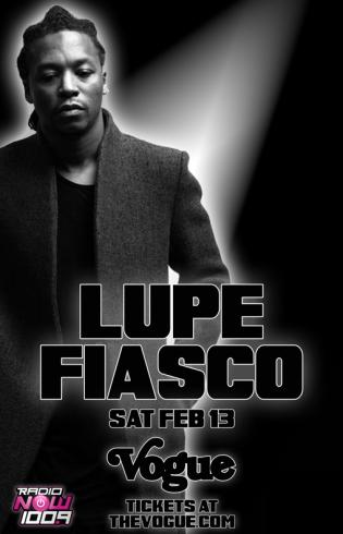 Lupe Fiasco WNOW