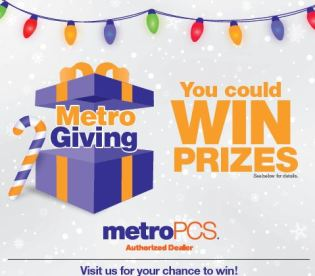 MetroPCS Metrogiving