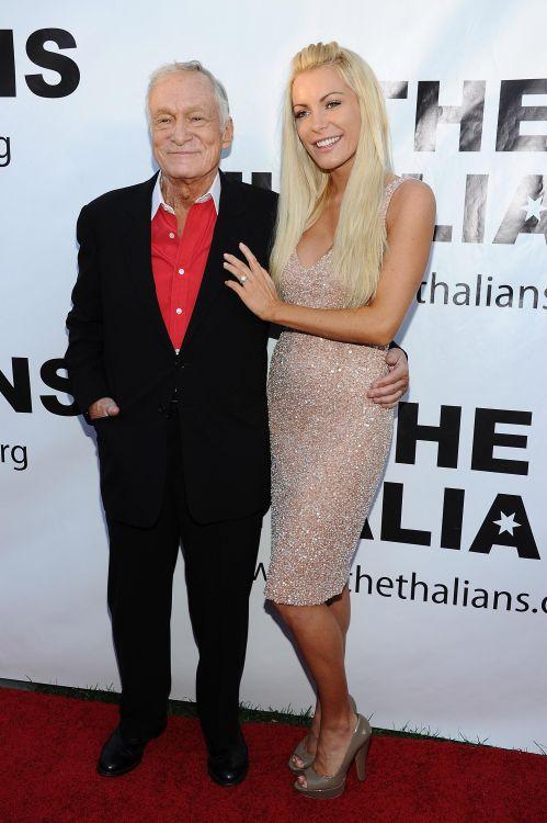 Thalians 55th Annual Gala Honoring Hugh M. Hefner - Arrivals