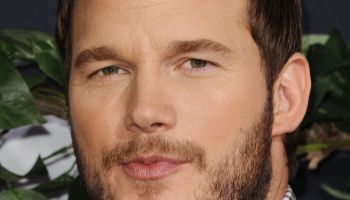 Chris Pratt at 'Jurassic World' Premiere