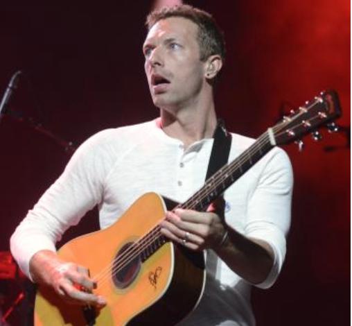 Coldplay screengrab