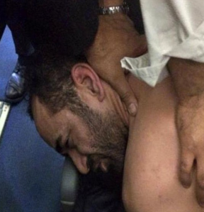 Man After Peeing On Flight