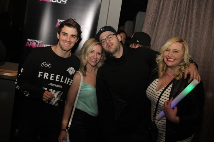 RadioNOW's Valentine's Bash with Chainsmokers and Flo Rida