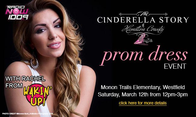 Rachel's Cinderella Story Prom Dress Drive and Sale